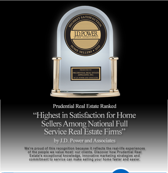 J.D. POWER | Prudential Real Estate Ranked